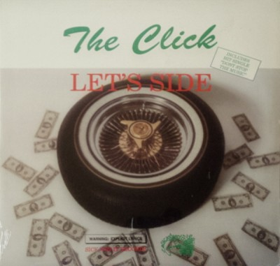 The Click – Let's Side EP (Vinyl) (1990) (FLAC + 320 kbps)