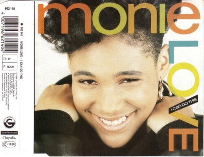 Monie Love – I Can Do This (CDM) (1988) (FLAC + 320 kbps)