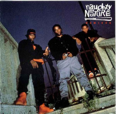 Naughty By Nature – Remixes (CD) (1991) (FLAC + 320 kbps)