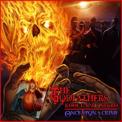 The Godfathers: Kool G Rap & Necro – Once Upon A Crime (CD) (2013) (FLAC + 320 kbps)