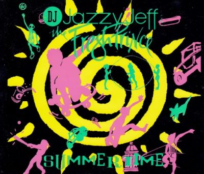 DJ Jazzy Jeff & The Fresh Prince – Summertime (CDS) (1991) (FLAC + 320 kbps)