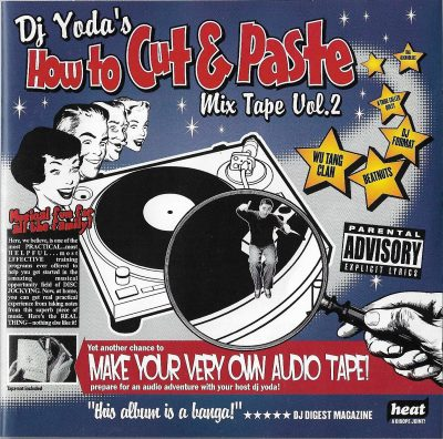 DJ Yoda – How To Cut & Paste Vol.2 (2002) (CD) (FLAC + 320 kbps)