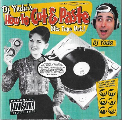 DJ Yoda – How To Cut & Paste Vol.1 (2001) (CD) (FLAC + 320 kbps)