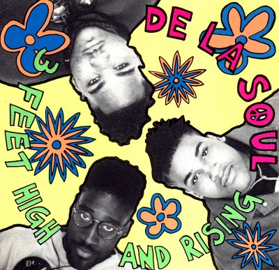De La Soul – 3 Feet High And Rising (Deluxe Edition) (2xCD) (1989-2001) (FLAC + 320 kbps)