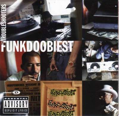 Funkdoobiest – The Troubleshooters (CD) (1997) (FLAC + 320 kbps)