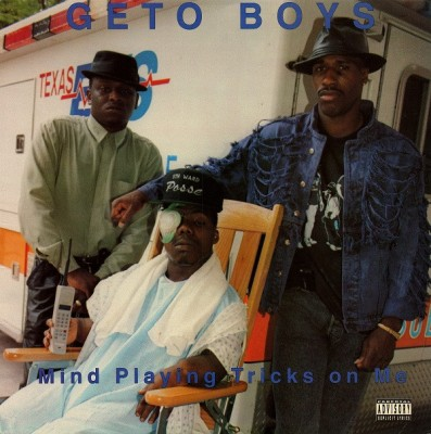 Geto Boys – Mind Playing Tricks On Me (VLS) (1991) (FLAC + 320 kbps)