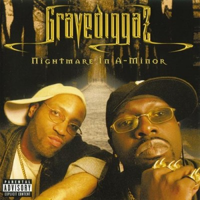 Gravediggaz – Nightmare In A-Minor (CD) (2002) (FLAC + 320 kbps)