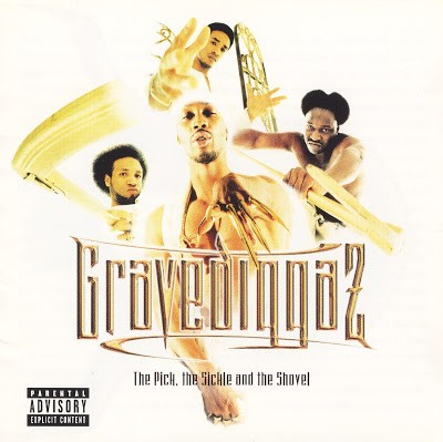 Gravediggaz – The Pick, The Sickle And The Shovel (CD) (1997) (FLAC + 320 kbps)