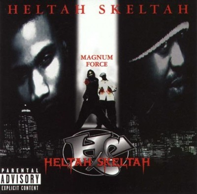 Heltah Skeltah – Magnum Force (Limited Edition) (2xCD) (1998) (FLAC + 320 kbps)