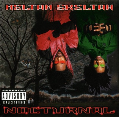 Heltah Skeltah – Nocturnal (CD) (1996) (FLAC + 320 kbps)