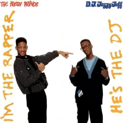 DJ Jazzy Jeff & The Fresh Prince – He's The DJ, I'm The Rapper (CD) (1988) (FLAC + 320 kbps)