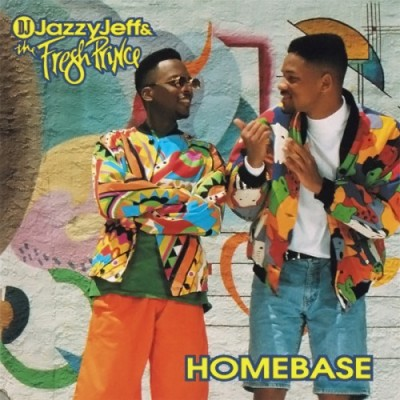 DJ Jazzy Jeff & The Fresh Prince – Homebase (CD) (1991) (FLAC + 320 kbps)