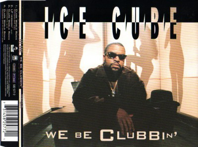 Ice Cube – We Be Clubbin' (CDS) (1998) (FLAC + 320 kbps)