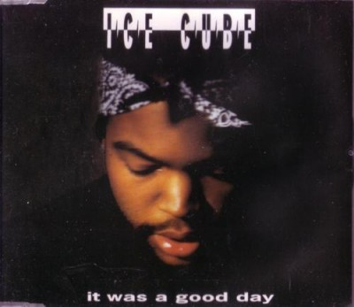 Ice Cube – It Was A Good Day (UK CDS) (1993) (FLAC + 320 kbps)