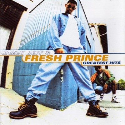 DJ Jazzy Jeff & The Fresh Prince – Greatest Hits (CD) (1998) (FLAC + 320 kbps)