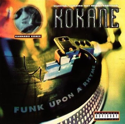 Kokane ‎– Funk Upon A Rhyme (CD) (1994) (FLAC + 320 kbps)