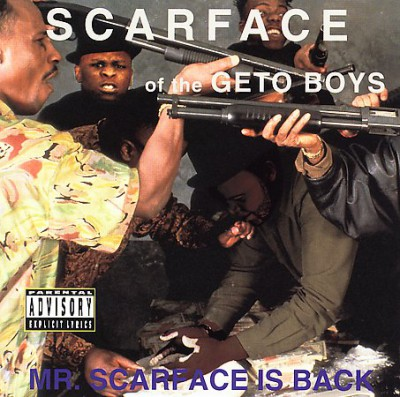 Scarface – Mr. Scarface Is Back (CD) (1991) (FLAC + 320 kbps)