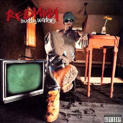 Redman ‎- Muddy Waters (CD) (1996) (FLAC + 320 kbps)