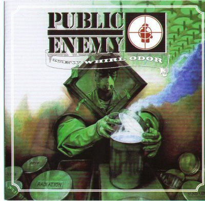 Public Enemy – New Whirl Odor (CD) (2005) (FLAC + 320 kbps)