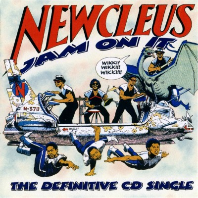 Newcleus – Jam On It (The Definitive CDS) (2006) (320 kbps)