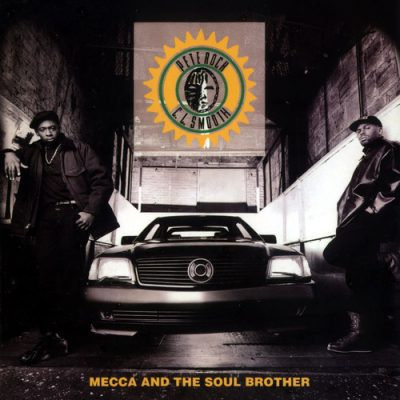 Pete Rock & C.L. Smooth – Mecca & The Soul Brother (Deluxe Edition) (2xCD) (1992-2010) (FLAC + 320 kbps)
