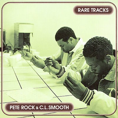 Pete Rock & C.L. Smooth – Rare Tracks (CD) (1998) (FLAC + 320 kbps)
