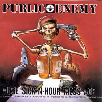 Public Enemy – Muse Sick-N-Hour Mess Age (CD) (1994) (FLAC + 320 kbps)