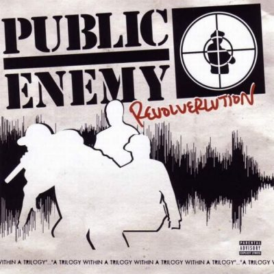Public Enemy – Revolverlution (CD) (2002) (FLAC + 320 kbps)