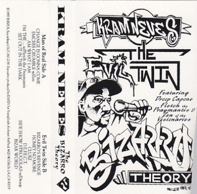 Kram Neves – The Bizarro Theory (1997) (Cassette) (320 kbps)