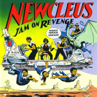 Newcleus – Jam On Revenge (CD Reissue) (1984-1988) (320 kbps)