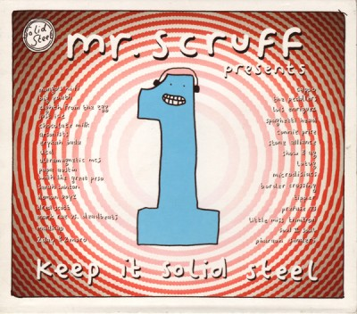 Mr. Scruff – Keep It Solid Steel (2004) (CD) (FLAC + 320 kbps)