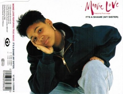 Monie Love Featuring True Image – It's A Shame (My Sister) (CDM) (1990) (FLAC + 320 kbps)