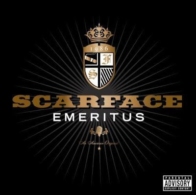 Scarface – Emeritus (CD) (2008) (FLAC + 320 kbps)