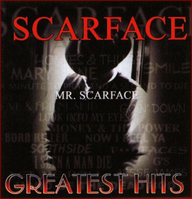 Scarface – Greatest Hits (CD) (2002) (FLAC + 320 kbps)