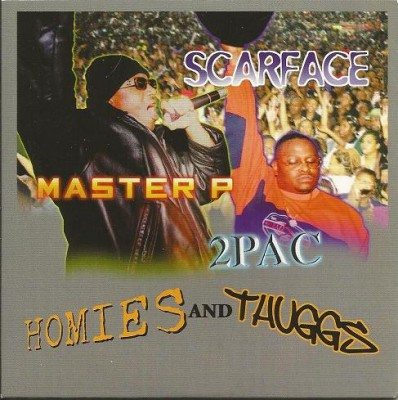 Scarface – Homies And Thuggs (Promo CDS) (1998) (FLAC + 320 kbps)