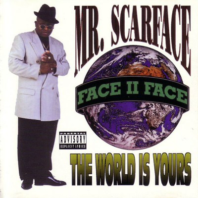 Scarface – The World Is Yours (CD) (1993) (FLAC + 320 kbps)