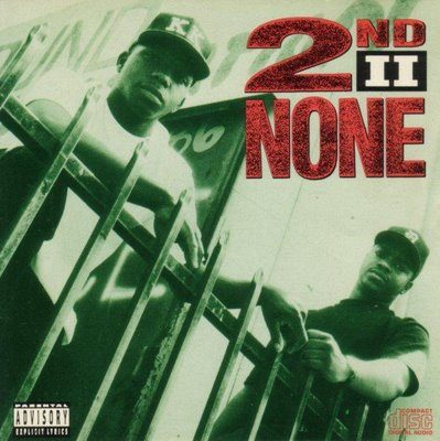 2nd II None – 2nd II None (CD) (1991) (FLAC + 320 kbps)