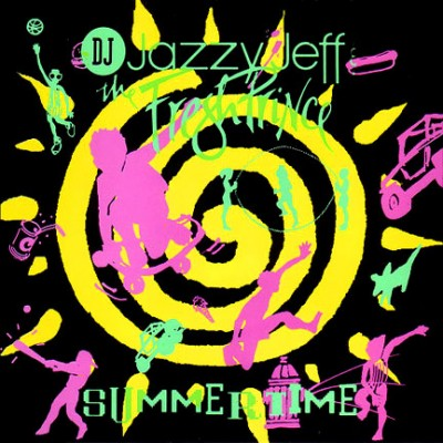 DJ Jazzy Jeff & The Fresh Prince – Summertime (Promo CDM) (1991) (FLAC + 320 kbps)