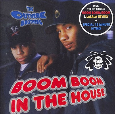 Outhere Brothers – Boom Boom In The House (CD) (1995) (320 kbps)
