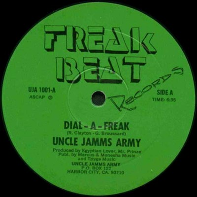Uncle Jamm's Army - Dial A Freak