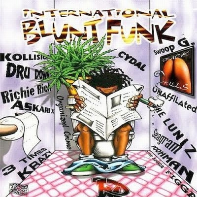 Various - International Blunt Funk