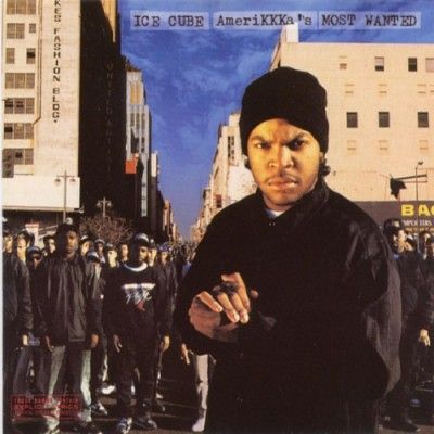 Ice Cube – AmeriKKKa's Most Wanted (Remastered CD) (1990-2003) (FLAC + 320 kbps)