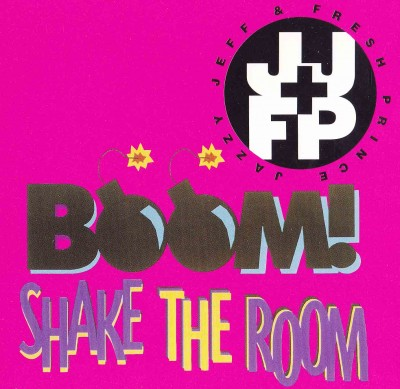DJ Jazzy Jeff & The Fresh Prince – Boom! Shake The Room (CDS) (1993) (FLAC + 320 kbps)