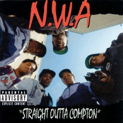 N.W.A. – Straight Outta Compton (Remastered CD) (1988-2002) (FLAC + 320 kbps)