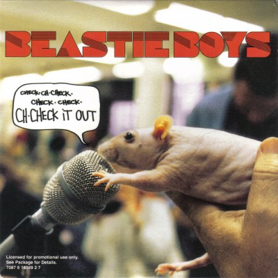 Beastie Boys – Ch-Check It Out (Promo CDS) (2004) (FLAC + 320 kbps)