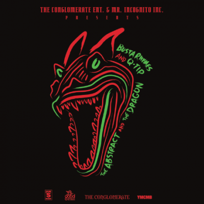 Busta Rhymes & Q-Tip – The Abstract & The Dragon (2013) (320 kbps)