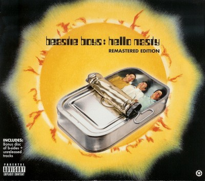 Beastie Boys – Hello Nasty (Remastered Deluxe Edition) (2xCD) (1998-2009) (FLAC + 320 kbps)
