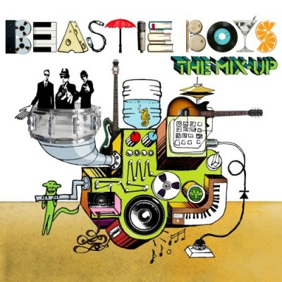 Beastie Boys – The Mix-Up (CD) (2007) (FLAC + 320 kbps)