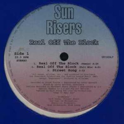 Sun Risers – Real Off The Block EP (Vinyl) (1995) (FLAC + 320 kbps)
