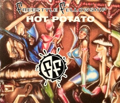 Freestyle Fellowship ‎– Hot Potato (CDS) (1993) (320 kbps)